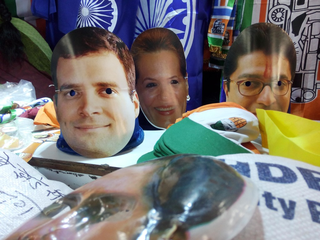 At Murudkar's in Pune, the festival of democracy is driving sales. Photo: Deep Venkatesan